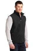 Port Authority Soft Shell Vests (men)
